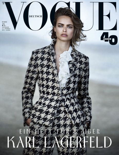 dbc7ca8a42c Before it's in Fashion, it's in VOGUE! - Condé Nast Germany